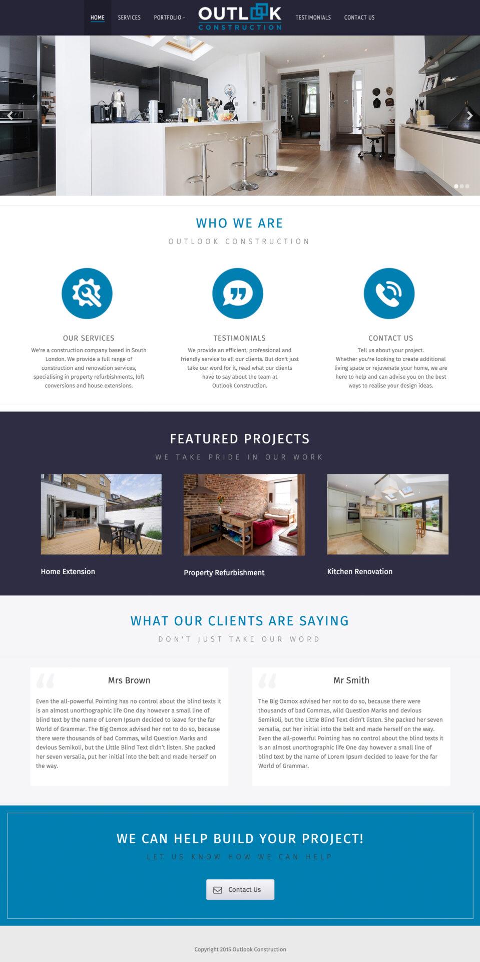 dog website concept 2