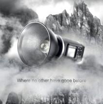 Godox AD600B advert