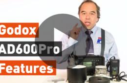 Godox AD600Pro unboxing