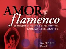 Amor Y Flamenco Poster