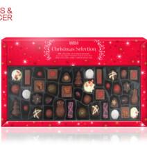 M&S Christmas Selection