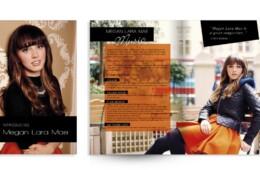 Megan Lara Mae Brochure